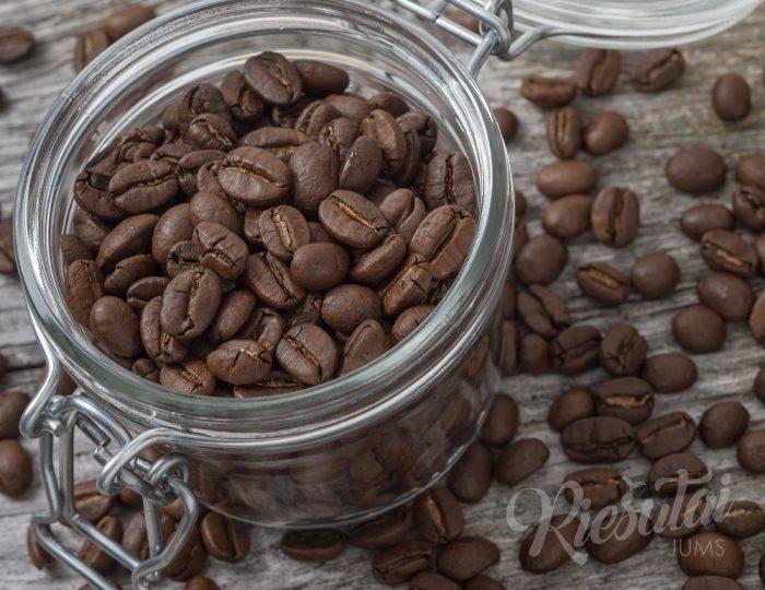 Skrudintos kavos pupelės El Salvador Fancy shg Estate San Miguel Buena Vista 1kg