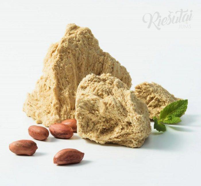 Žemės riešutų chalva 1kg